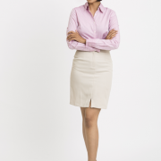 Ladies' Dress Shirt – Long Sleeve